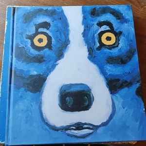 Famis BLUE DOG book